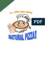 Plan de Negocios Pizza