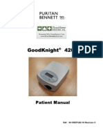 Good Knight 420g Cpap Manual
