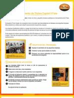 2011 Lanzamiento Programa Thriive