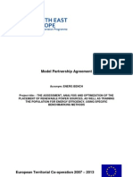 Annex 1 SEE_Model Partnership Agreement_Serbia