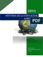 Origen de La Educ. Ambiental