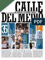 La Calle del Medio, nº 35, marzo 2011