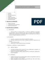Plan de Proyecto rial