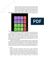 Makalah (Elementary Partikel)