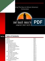 South Beach Music Festival Power Point Presentation