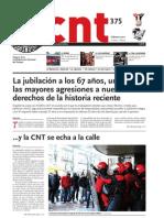 CNT, nº 375, febrero 2011