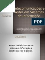Telecom e Redes Em Contraste Com SI