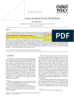 Ref 10 World Bank Invest in Renewable Energy