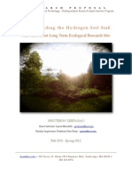 Hydrogen Soil Sink Research Proposal1