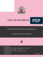 GUÍA DE SEGURIDAD AAGBI