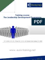The Leadership Development Programme