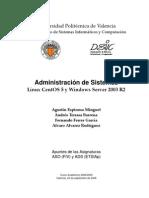 Administración de Sistemas 06 07