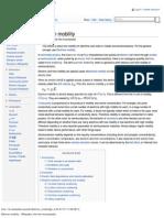 Electron Mobility - Wikipedia, The Free Encyclopedia