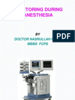 Monitoring in Anesthesia Modified w