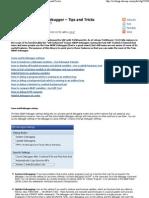 SAP Network Blog_ New ABAP Debugger – Tips and Tricks