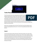 Sekilas Tentang Turbo Pascal