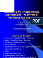 Coaching for Happiness