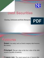 Debt Market Presentation for LSE1