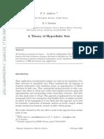 P. V. Andreev and E. I. Gordon- A Theory of Hyperfinite Sets