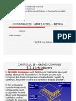 54940668 Calculul Grinzilor Compuse Otel Beton