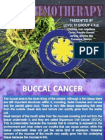 Buccal Cancer