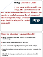 Liability Planning