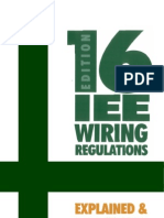 IEEE Wiring Regulations (3books)