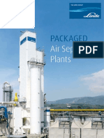 Packaged Air Separation Plants