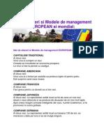 Circula pe internet - Idei de Afaceri Si Modele de Management EUROPEAN Si Mondial -