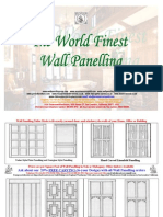 Wall Panelling Catalogue 2011a