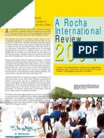 A ROCHA Annual Review 8p
