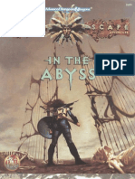 AD&D - Plan Escape - Adventure - In the Abyss