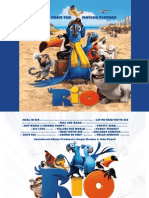 Digital Booklet - Rio (Music From the Motion Picture)