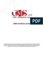 Cms3 Installation Guide(2)