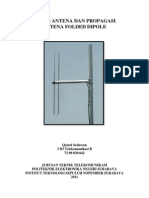 Antenna Folded Dipole