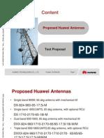 BSNL Antenna Technical Presentation