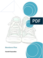 Commit Corp - Business Plan
