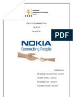 Strategic Marketing-nokia Final PDF