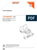 Jacobsen 24732g-r4 Part Manual
