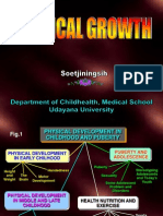 Lecture 1 KULIAH Physcl Growth 2007