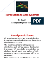 Introduction to Aerodynamics