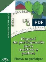 Manual Participacion para Familias en Educación