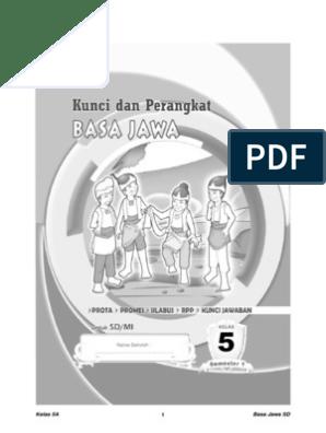 Kunci Basa Jawa 5a