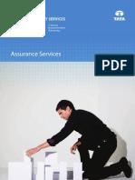 Assurance Brochure Assurance Services 01 2011