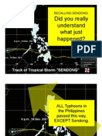 Understanding Sendong Floods