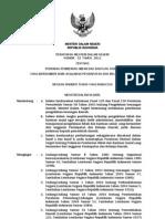 539_Peraturan Menteri Dalam Negeri No 32 Tahun 2011 Tentang Hibah Dan Bantuan Sosial