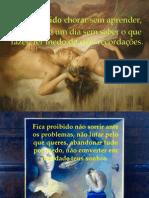 Proibido - Pablo Neruda