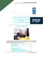 2008-07-31 - Second Quarter 2008 Progress Report - CPHD