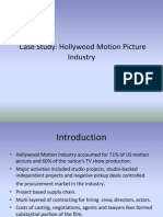 Case Study Hollywood