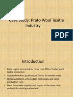 Case Studyprato Wool